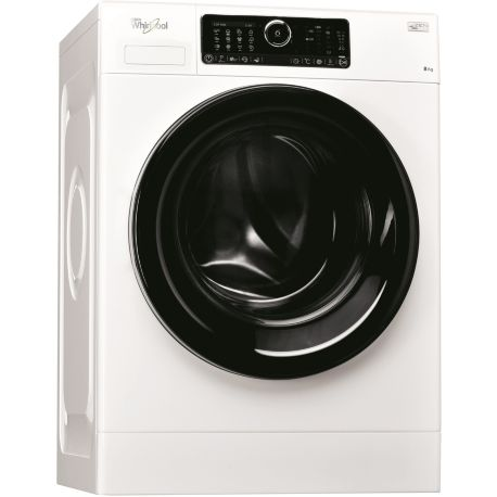 Lave linge hublot WHIRLPOOL FSCR80430