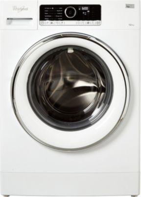 Lave linge hublot Whirlpool FSCR 12420