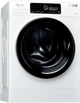 Lave linge hublot Whirlpool FSCR 12443 Supreme Care