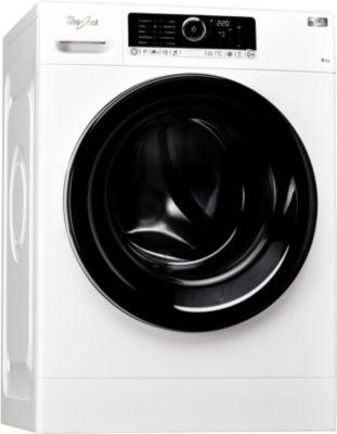 Lave linge hublot Whirlpool ZEN 8