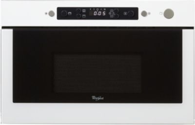 Micro ondes encastrable Whirlpool AMW439WH
