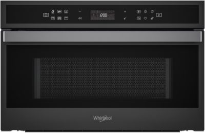 Micro ondes encastrable Whirlpool W6MD440BSS W COLLECTION