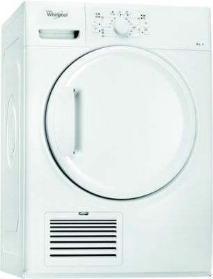 Whirlpool ddlx 80114 s che linge condensation boulanger - Seche linge condensation boulanger ...