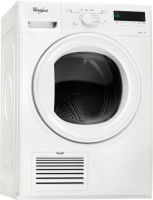 s che linge condensation whirlpool hgelx80510 boulanger. Black Bedroom Furniture Sets. Home Design Ideas