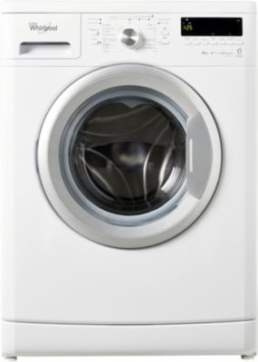 Lave linge compact Whirlpool AWS6213