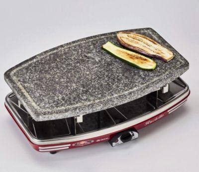 ariete raclette 794 raclette fondue boulanger. Black Bedroom Furniture Sets. Home Design Ideas
