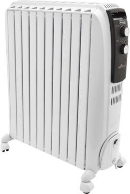 Delonghi trd4 1025 radiateur bain d 39 huile boulanger for Comfonctionnement radiateur bain d huile