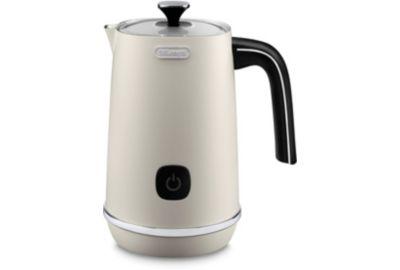 Emulsionneur DELONGHI à lait chaud et froid EMFI.W blanc