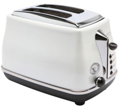 delonghi icona cto2003 w grille pain boulanger. Black Bedroom Furniture Sets. Home Design Ideas