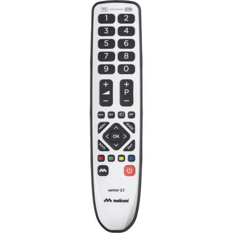 Télécommande MELICONI Smart Pratico 2.1