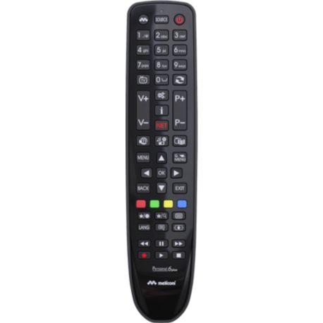 Télécommande MELICONI Personal 6 Plus (Multimarques)