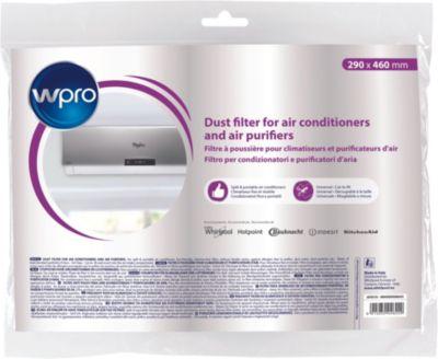 Filtre climatiseur Wpro AFI016