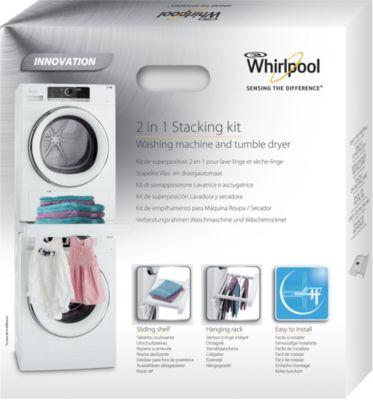 whirlpool sks 200 ll sl supreme care accessoire s che linge boulanger. Black Bedroom Furniture Sets. Home Design Ideas