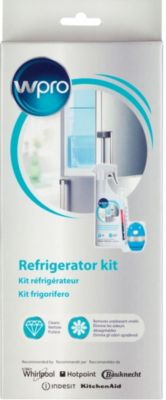 Pack entretien Wpro Kit réf 1 spray+1 thermometre COL015