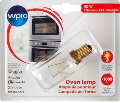 Ampoule Wpro lfo136/1 four e14 40w