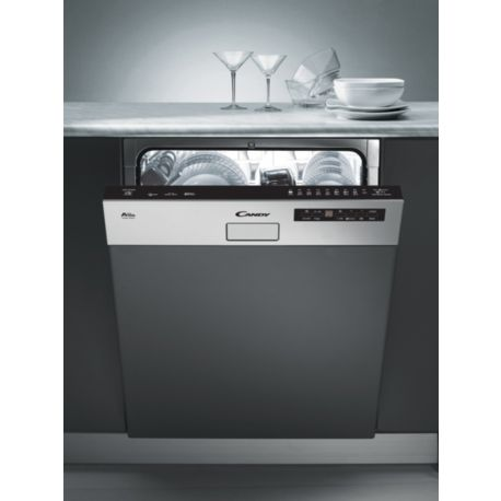 taille 40 652de 44d63 Lave vaisselle intégrable 60cm CANDY CDS2D35X