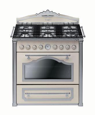Piano de cuisson gaz Smeg CC9GPX