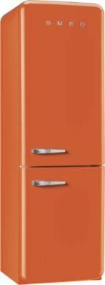 Réfrigérateur combiné Smeg FAB32RON1 Orange