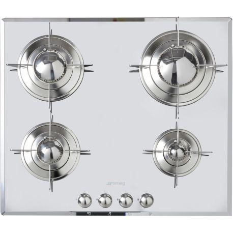 Table cuisson gaz smeg ptv64es - Table de cuisson induction boulanger ...