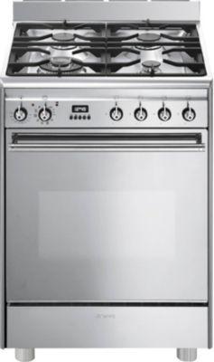 Cuisinière mixte Smeg GP61X9