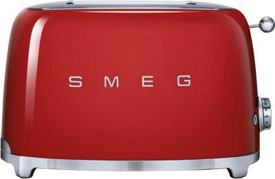 Grille-pain Smeg TSF01RDEU Rouge