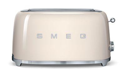 smeg tsf02creu cr me grille pain boulanger. Black Bedroom Furniture Sets. Home Design Ideas