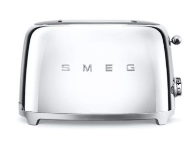 Grille-pain Smeg TSF02SSEU Chrome