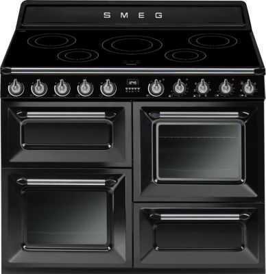 Piano de cuisson induction Smeg TR4110IBL