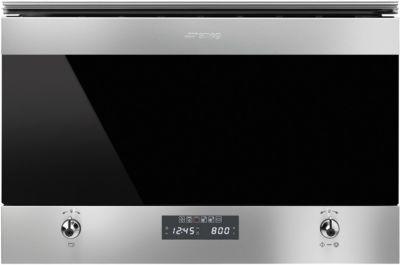 Micro ondes gril Smeg MP6322X