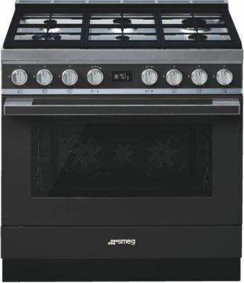 Piano de cuisson mixte Smeg portofino CPF9GMAN
