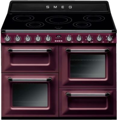 Piano de cuisson induction Smeg TR4110IRW