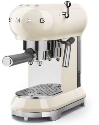 Machine à expresso Smeg ECF01CREU Crème