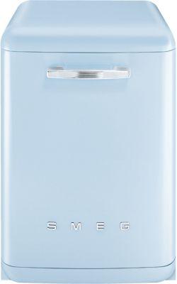 Lave vaisselle 60 cm Smeg LVFABPB Bleu Azur