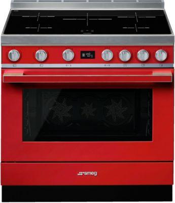 Cuisinière induction Smeg CPF9IPR