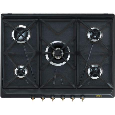 Table cuisson gaz SMEG SRV876AOGH