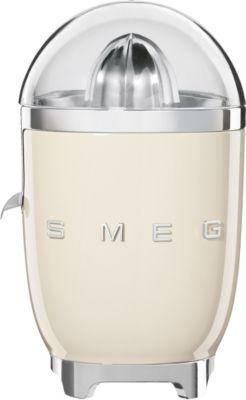Presse-Agrumes Smeg cjf01creu crème