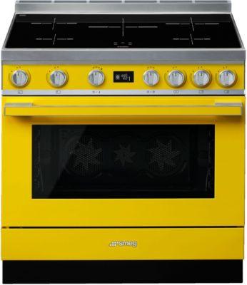 Cuisinière induction Smeg CPF9IPYW