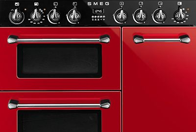 Cuisinière SMEG EX BU93R