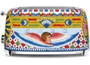 Grille-pain SMEG TSF02DGEU Dolce Gabbana