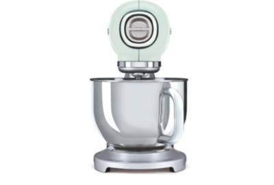 Robot SMEG SMF02PGEU vert d'eau