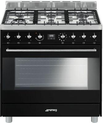 Piano de cuisson mixte Smeg C9GMN9-1