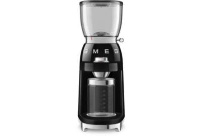 Broyeur SMEG Broyeur à café CGF01BLEU Noir
