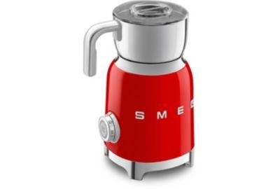 Émulsionneur SMEG MFF01RDEU Rouge