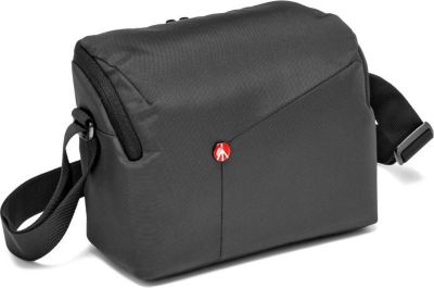 Sacoche Manfrotto nx shoulder dslr pour kit reflex gris