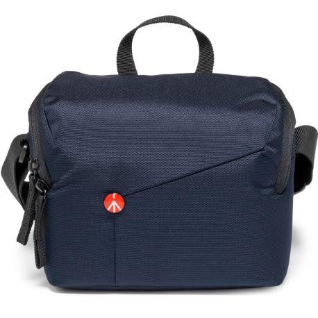Fourre-tout MANFROTTO Shoulder pour Kit Hybride Bleu