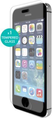 Protège écran Puro Verre trempé iPhone 5S/SE