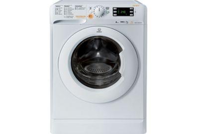 Indesit ex xwde 751680x w fr lave linge s chant boulanger for Combien consomme une machine a laver en eau