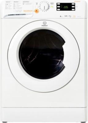 Lave linge séchant hublot Indesit XWDE 961480X W FR