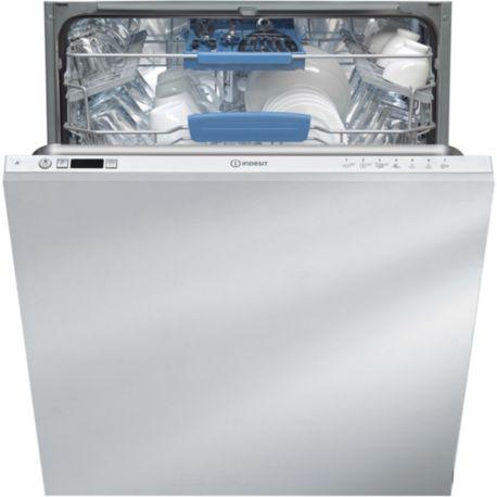 Lave vaisselle tout-intégrable 60cm INDESIT CDIFP67T9CFR