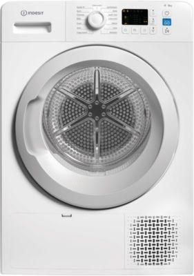 seche linge pompe à chaleur blanc